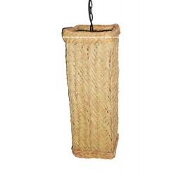 Lámpara rectangular vertical