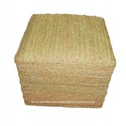 Stool / Square pouf