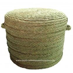 Stool / Round pouf