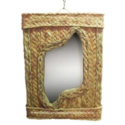 Espejo rectangular desigual nº1