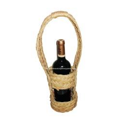Porte-bouteilles ouverte (une bouteille)