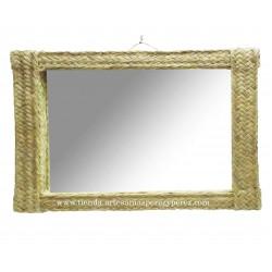Espelho retangular horizontal um pleita