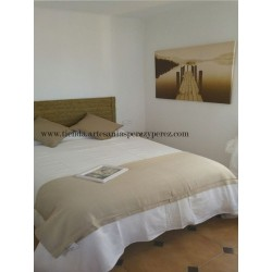 Headboard without crosshead (choose measures)
