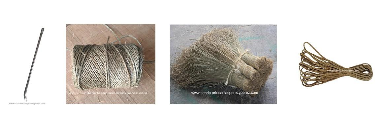 Materiales para artesanía-manualidades